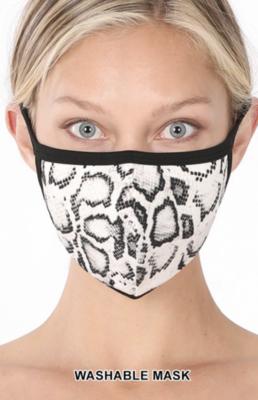 Mask Reptile faux