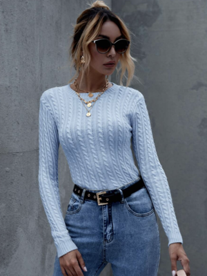 Sweater Selva Cable