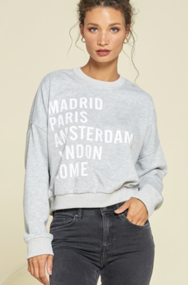 Sweat Shirt Travel