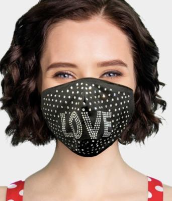 Face Mask LOVE