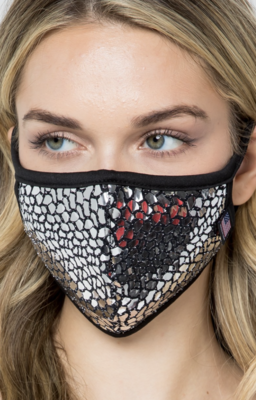 Face mask Christal