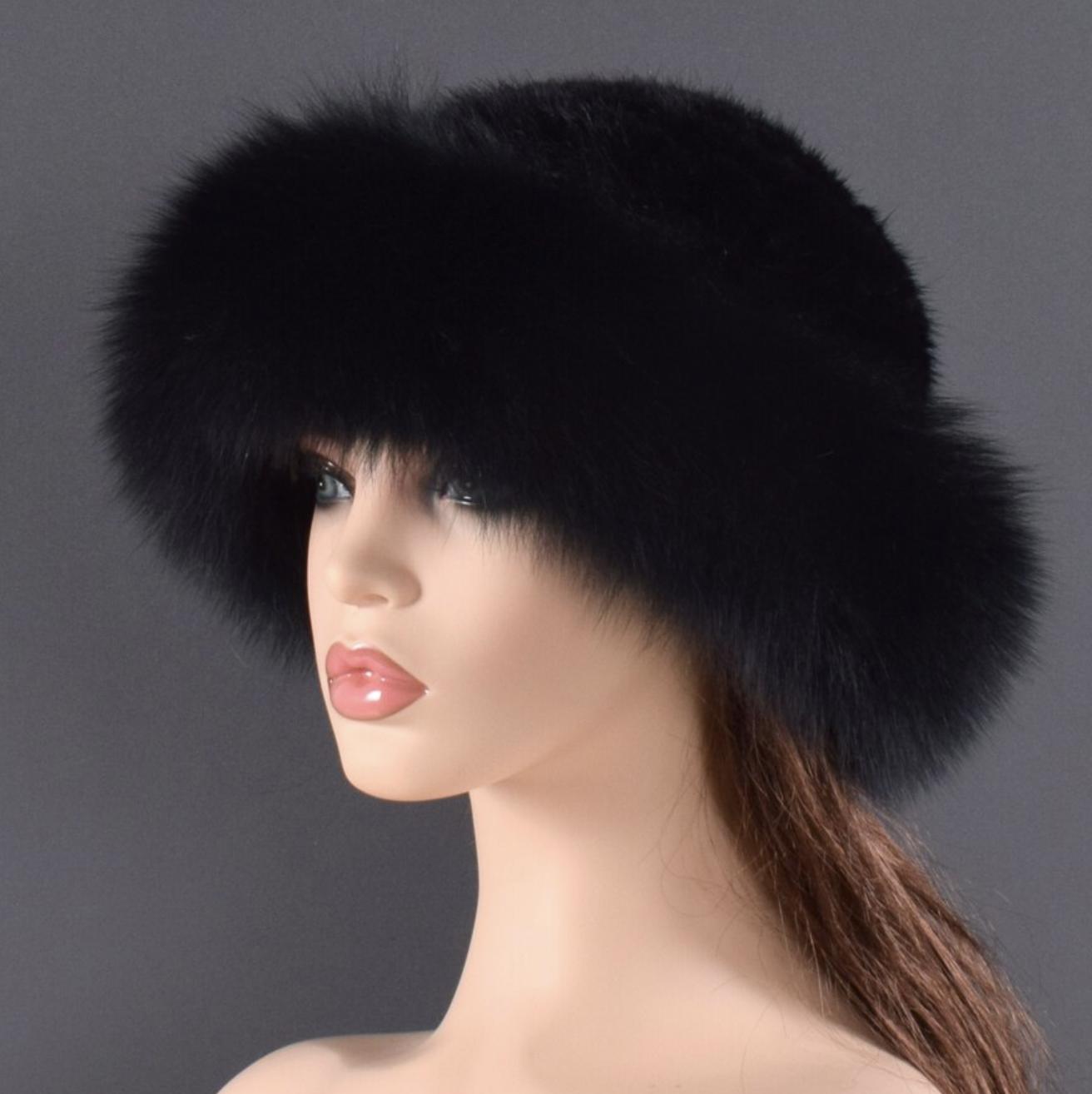 Hat Mink and Fox fur