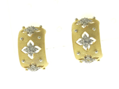 Earrings Genoa design