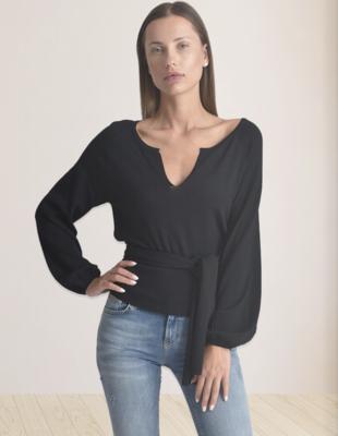 Blouse Sweater Leon