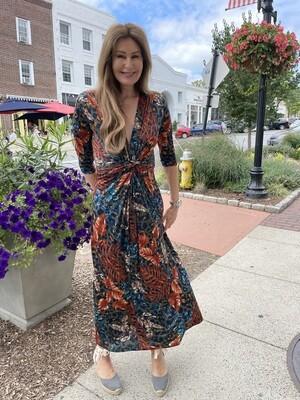 Dress Marbella 3/4 sleeves