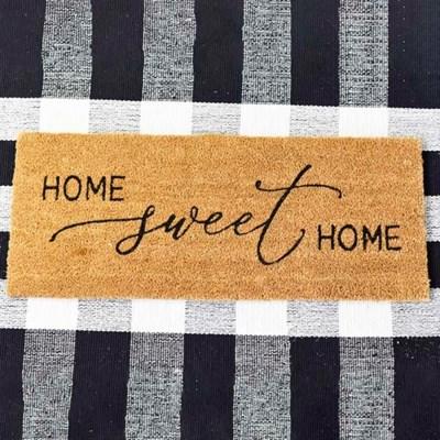 Home Sweet Home Long Door Mat