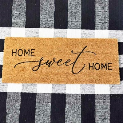Home Sweet Home Long Door Mat
