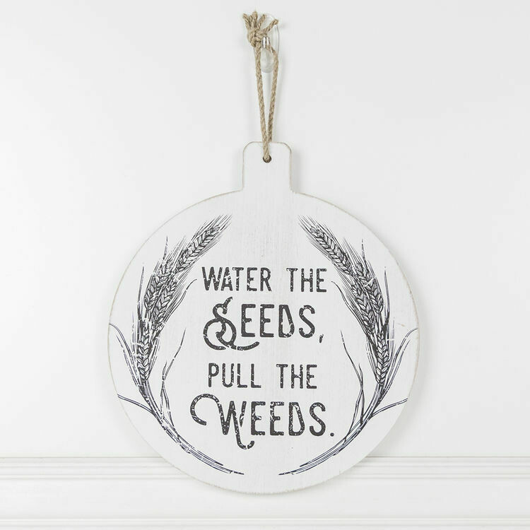 Water the Seeds Cutting Board