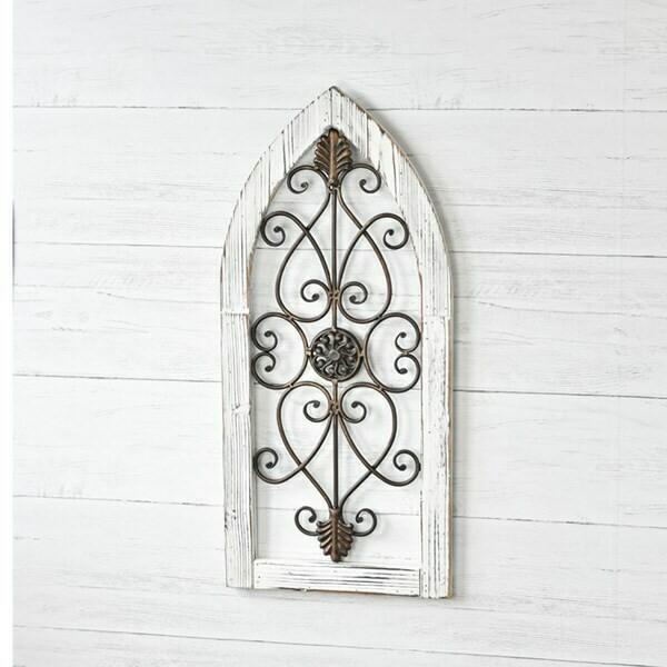 "26"" Gray Chapel Arch"