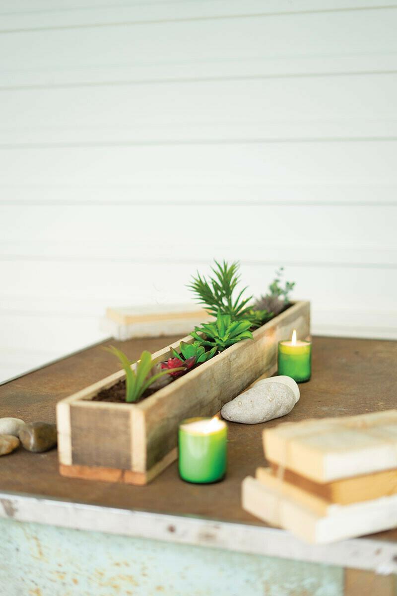 """36"""" Wood Tray"""