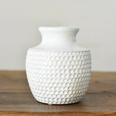 """5"""" Dimple Vase"""
