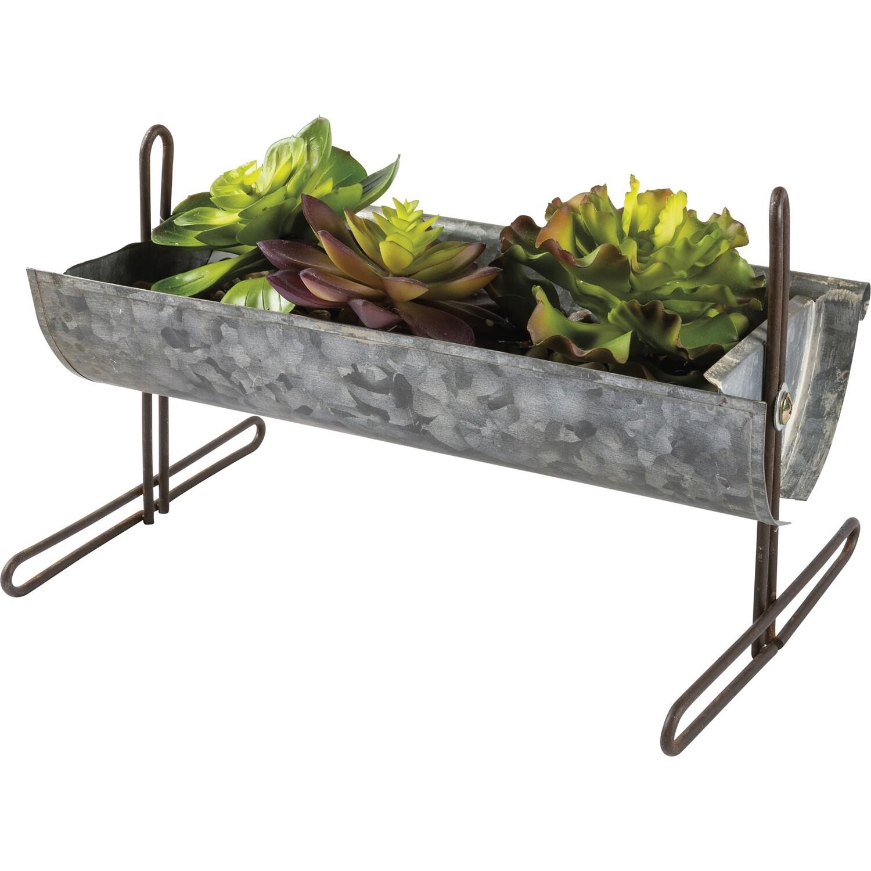 Adjustable Galvanized Tray