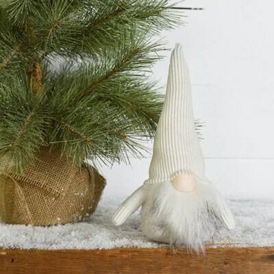 """12"""" White Gnome"""
