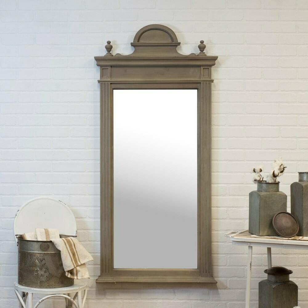 "60"" Wood Mirror"