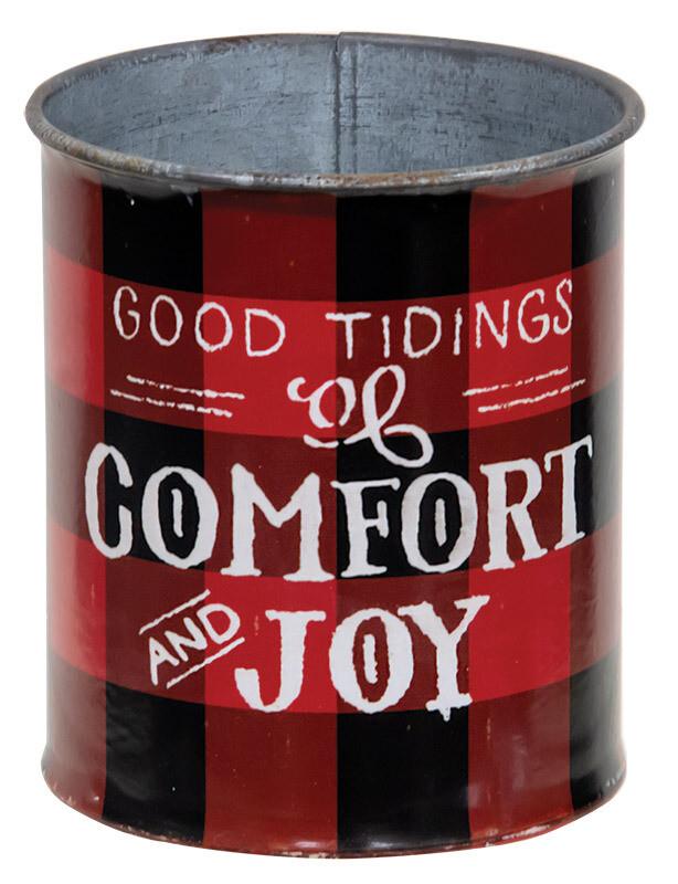 Good Tidings Bucket