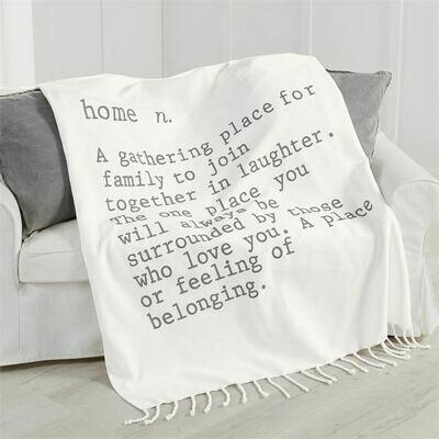 Home Definition Blanket