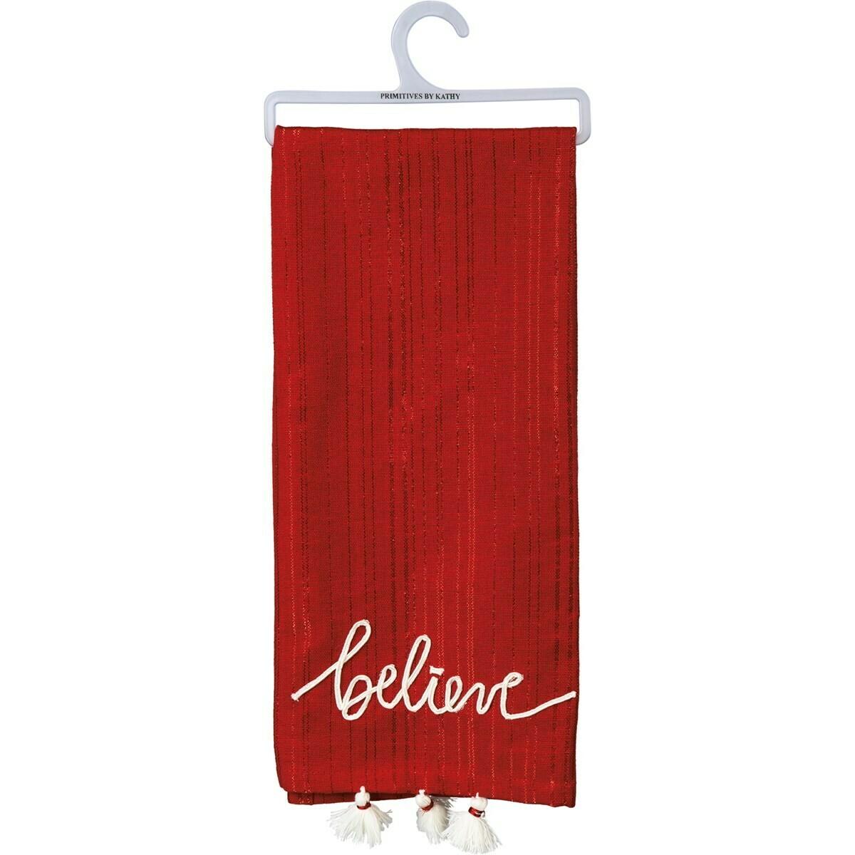 Joy Towel w Tassels