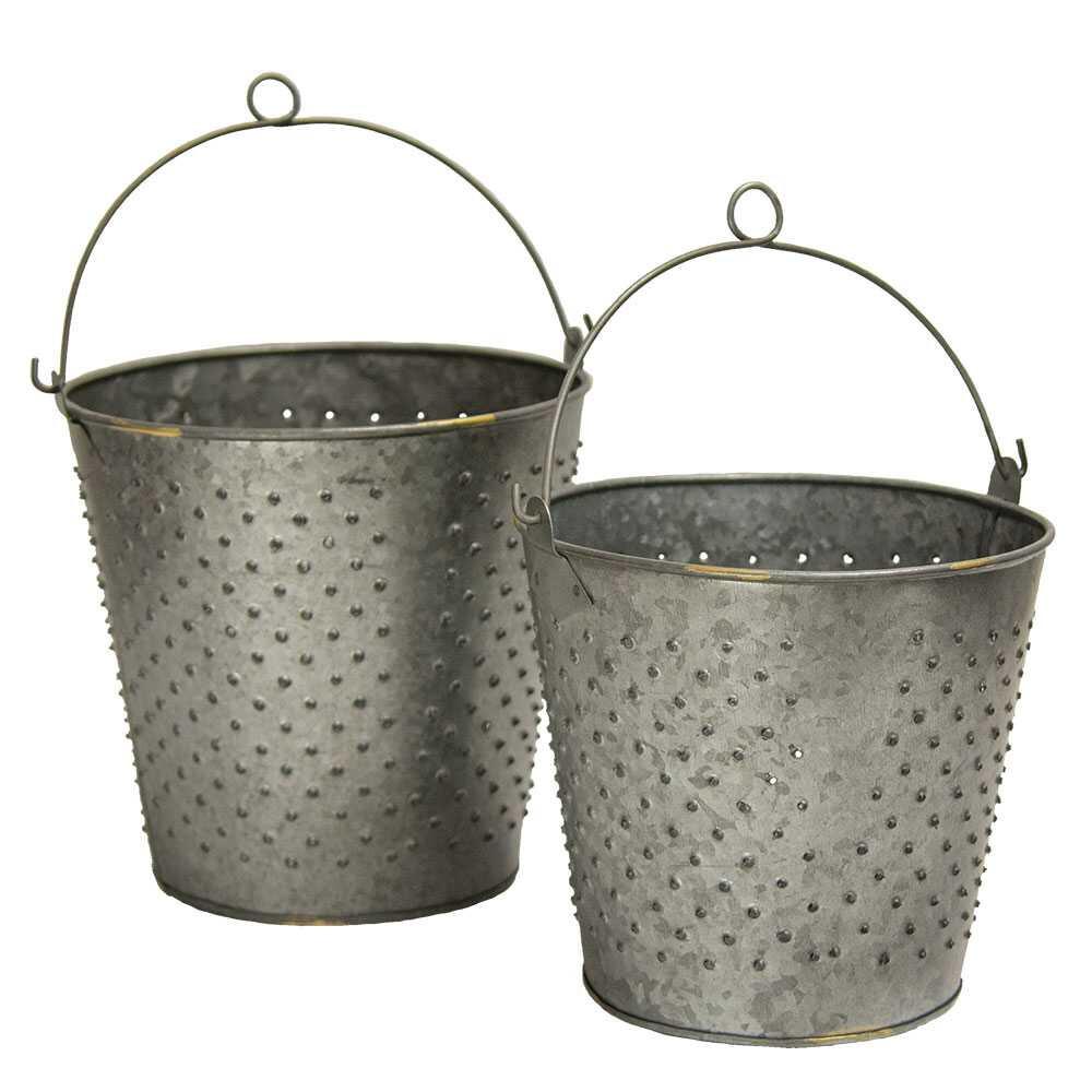 Lg Punch Hole Bucket