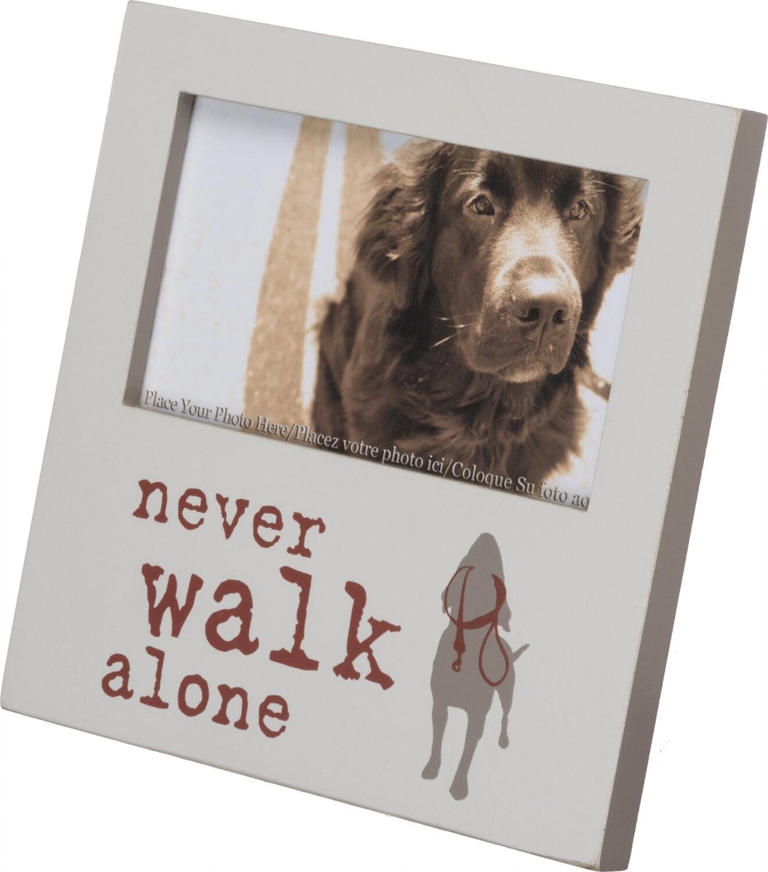 Never Walk Alone Frame