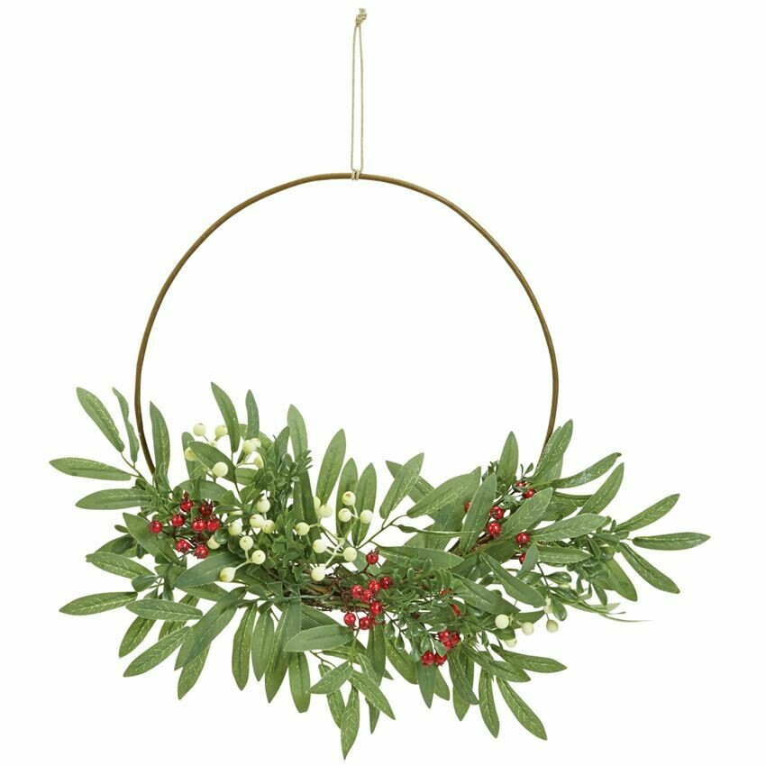 Partial Ring Wreath