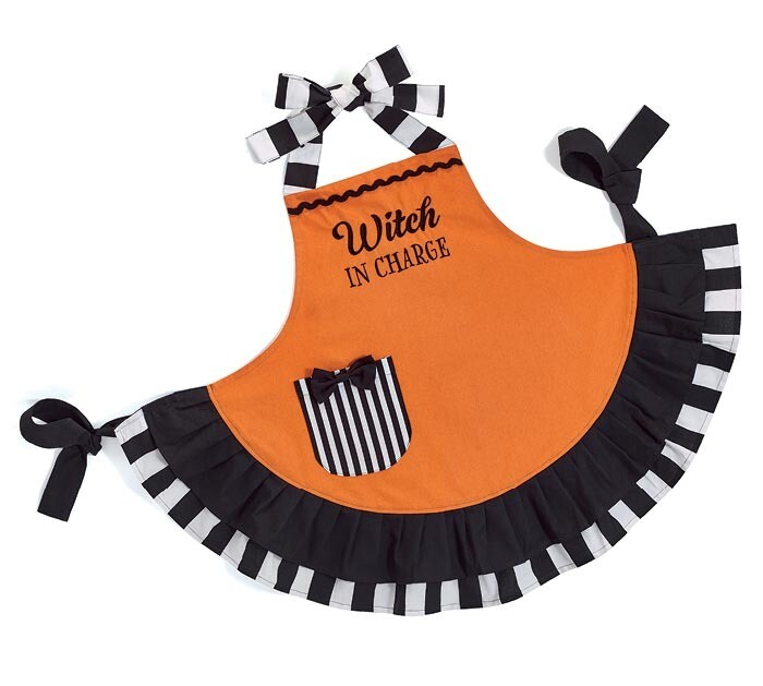 Witch in Charge Apron