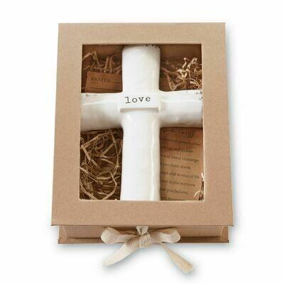 Love Prayer Cross