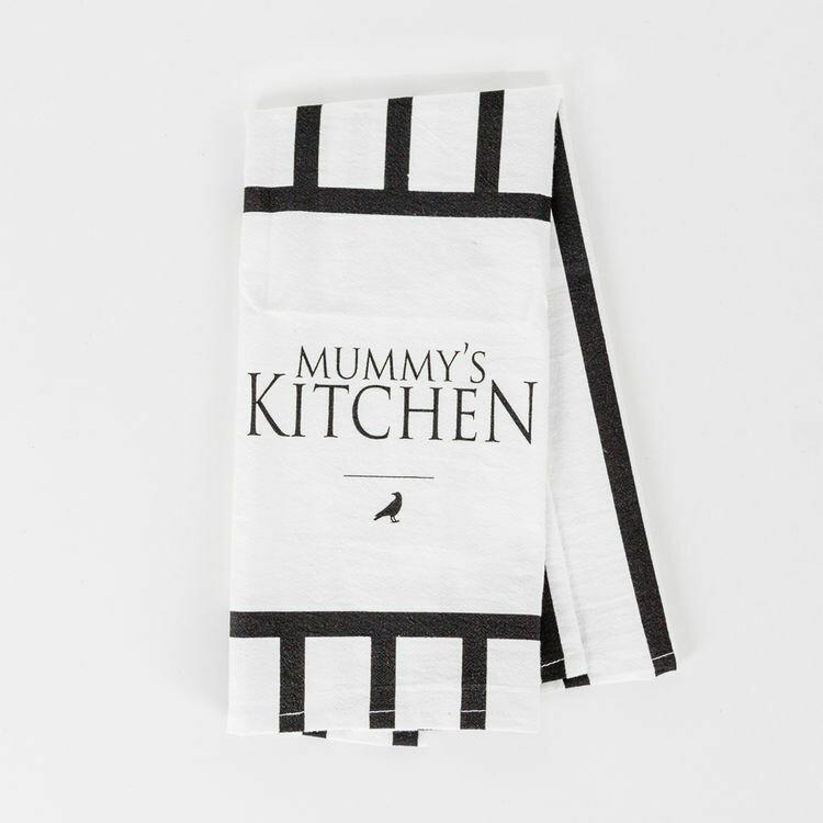 Mummy's Kitchen Tea Towel