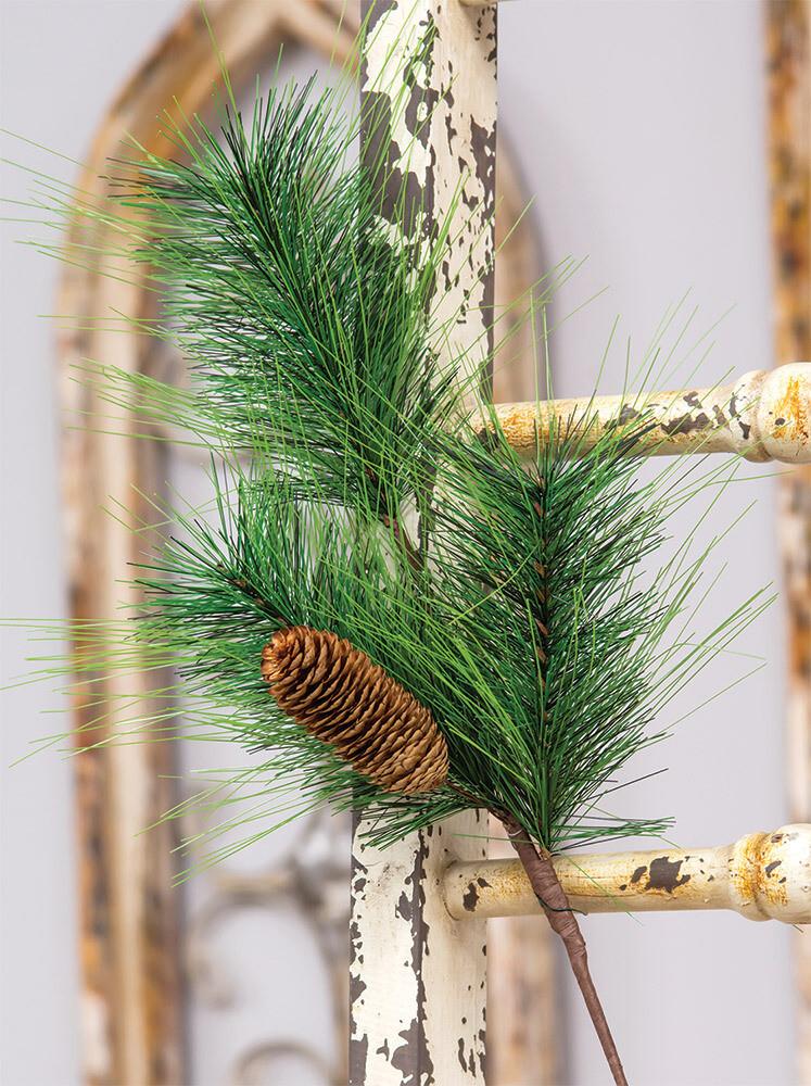 Pinecone Pine Spray
