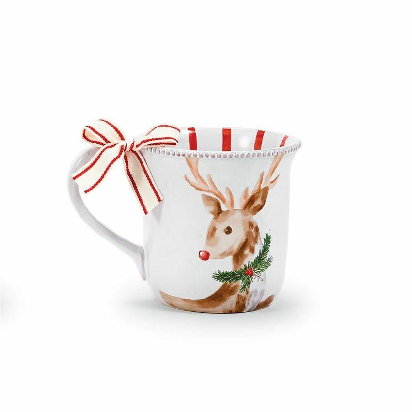 Reindeer Bow Mug