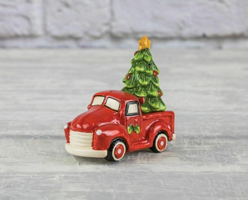 Tree & Truck S&P Shaker Set