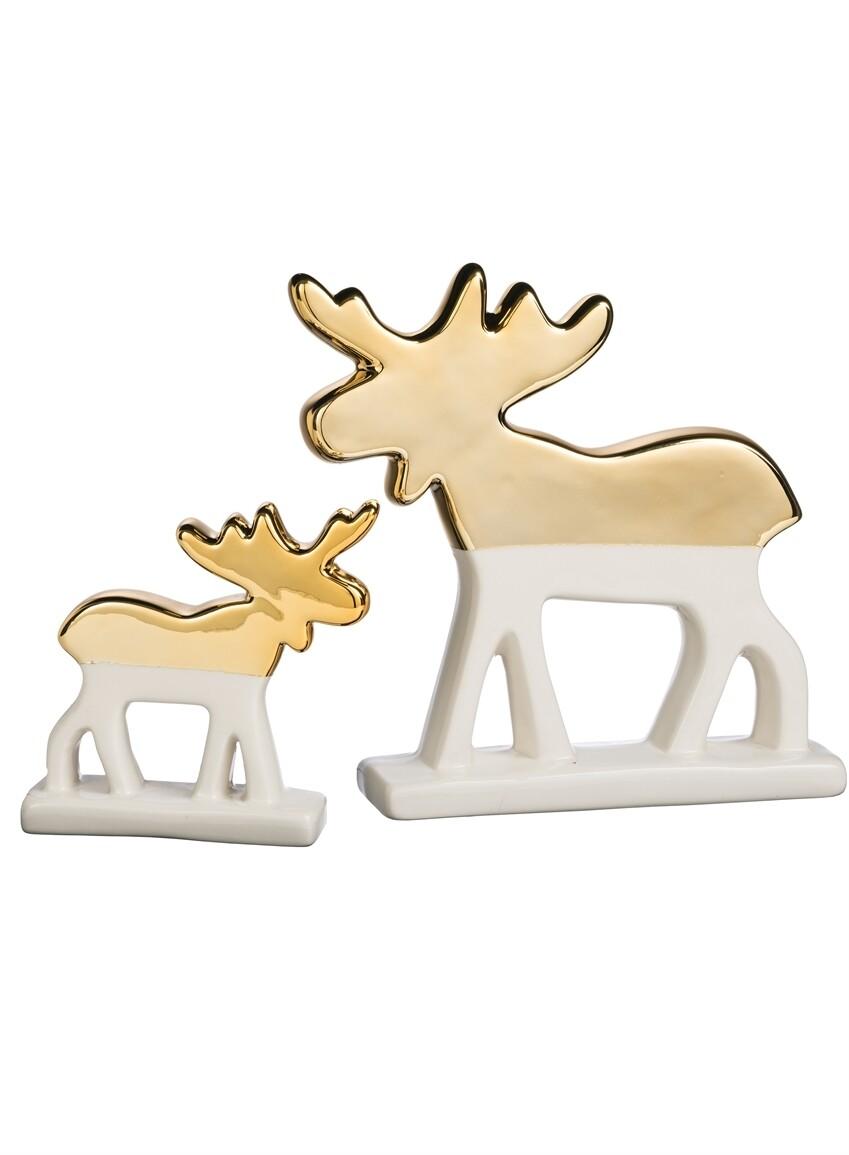 Sm Gold Moose