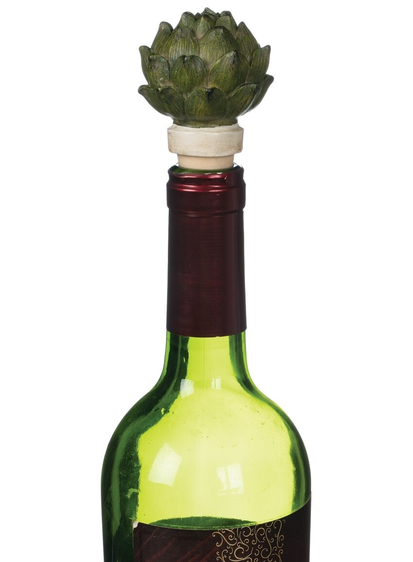 Artichoke Wine Stopper