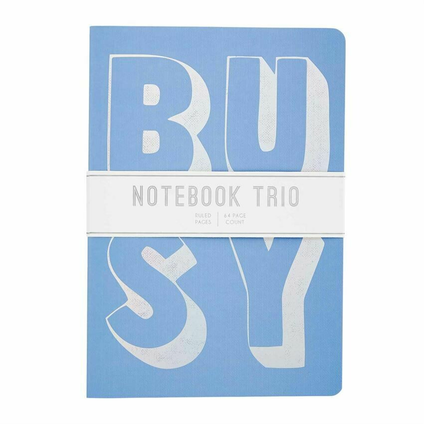 Blue Notebook Trio