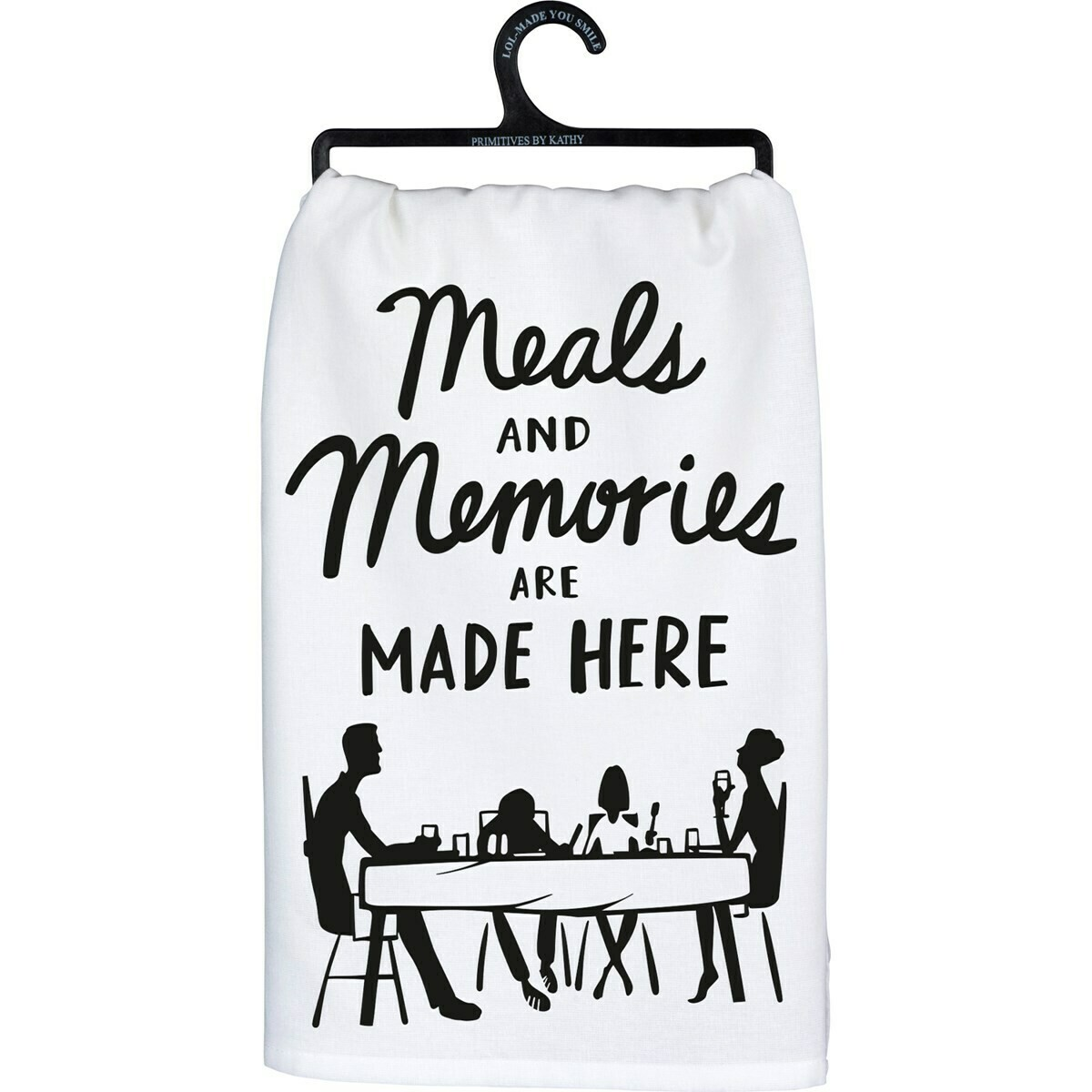 Memories are Made Here Dish Towel