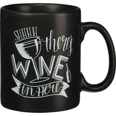 Wine in Here Mug