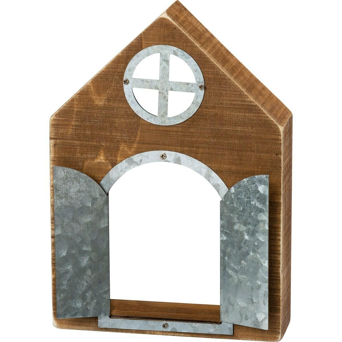 Open Door Wood House