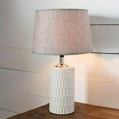 Tall Dimple Lamp