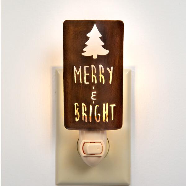 Merry & Bright Night Light