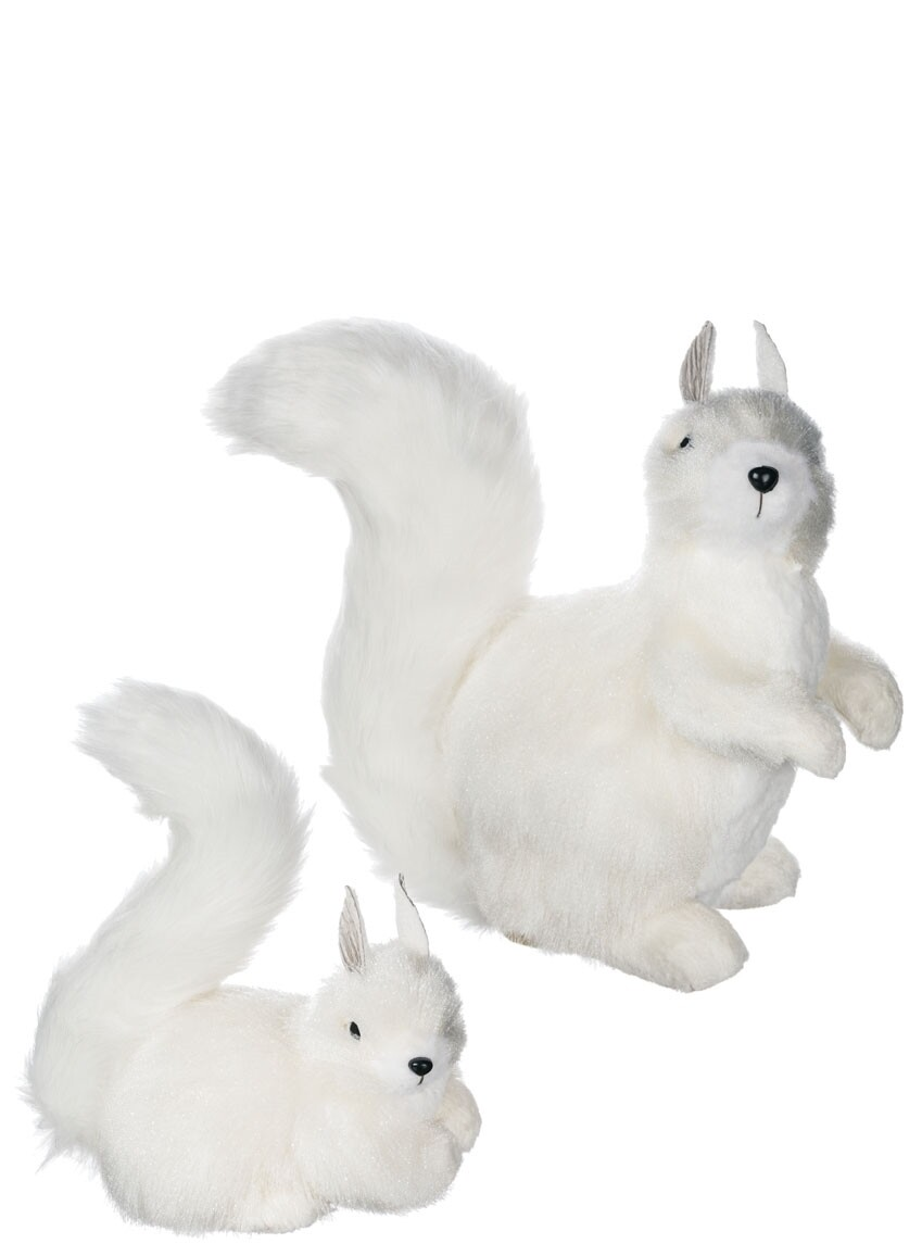 Sm White Squirrel