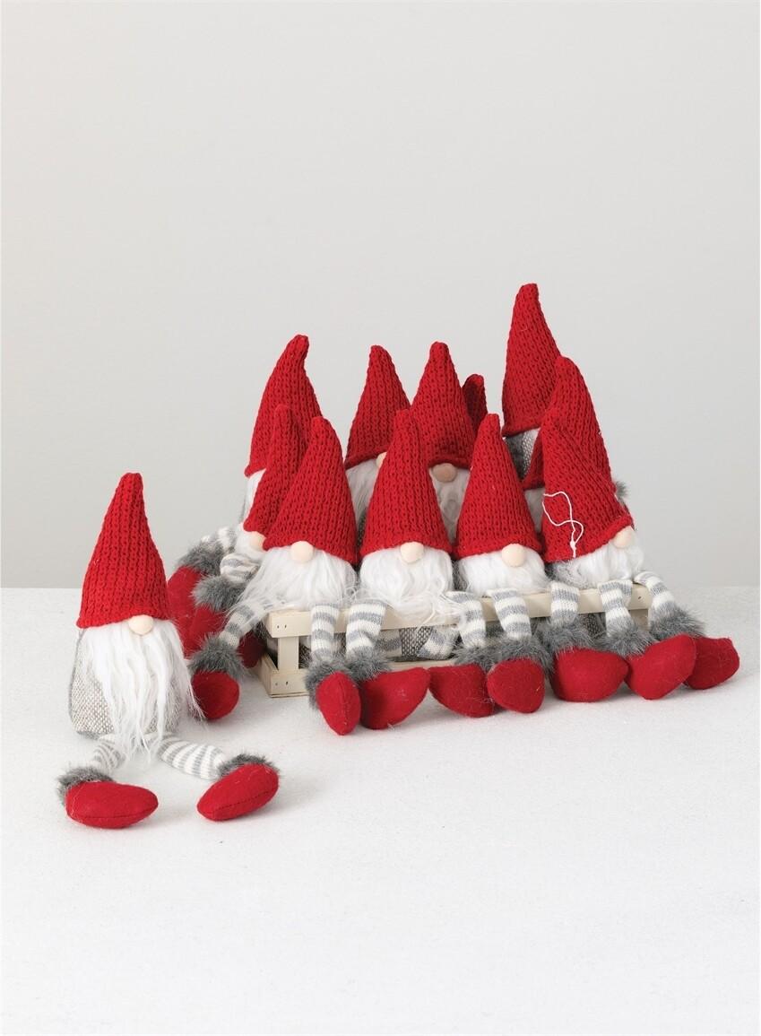 Sitting Gnome Ornament