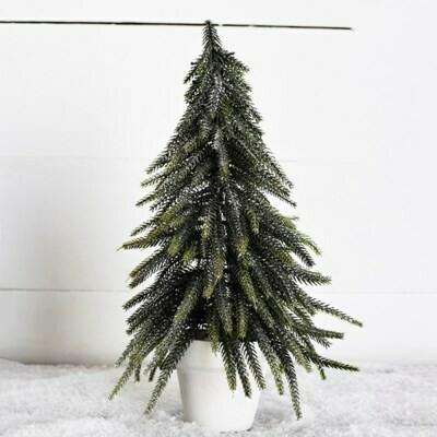 Lg Glitter Tree in Pot