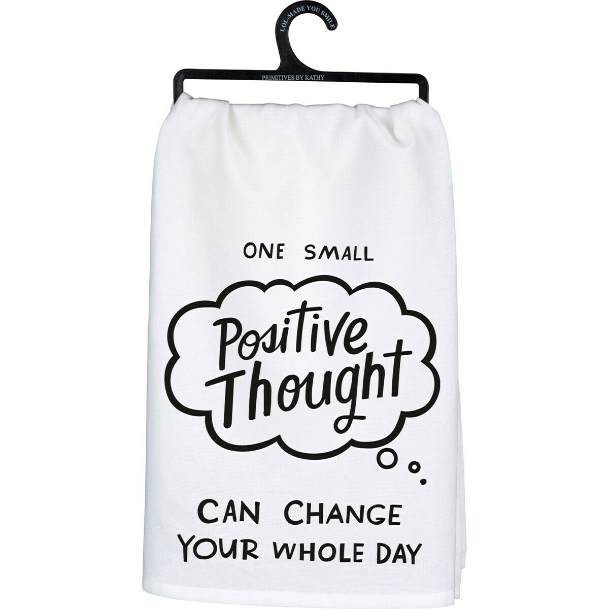 Positive Thought Towel