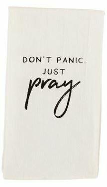 Just Pray Towel