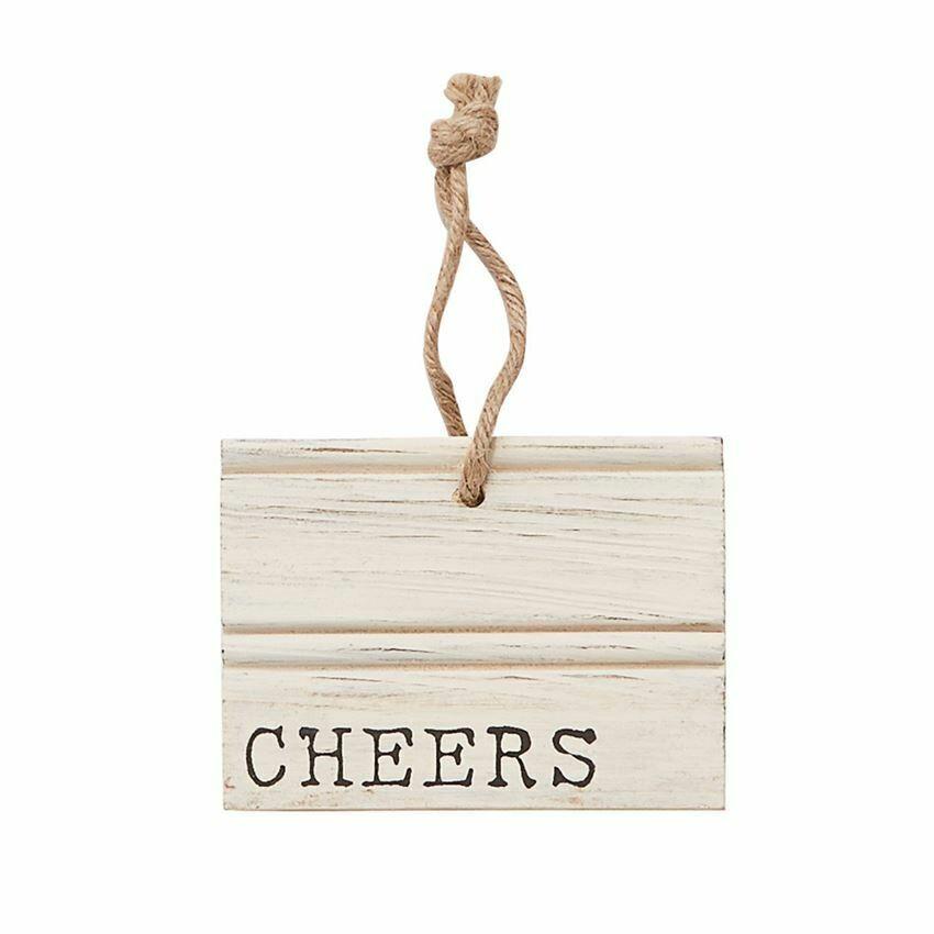 Cheers Wooden Hanger