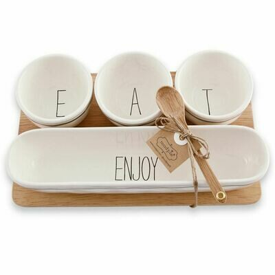 Bistro Eat Bowl Set