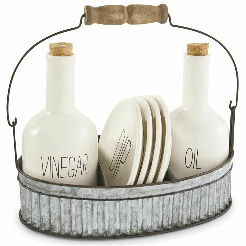 Oil & Vinegar Appetizer Set