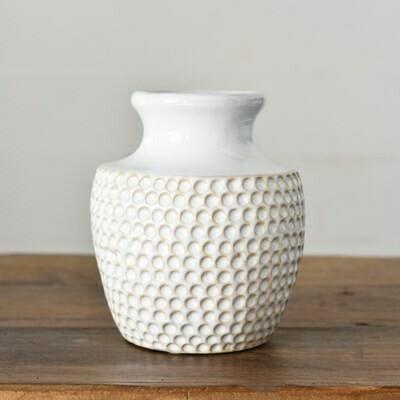 """7"""" Dimple Vase"""