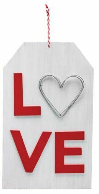 Love Wall Tag