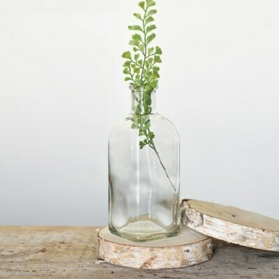 Square Bottle Vase