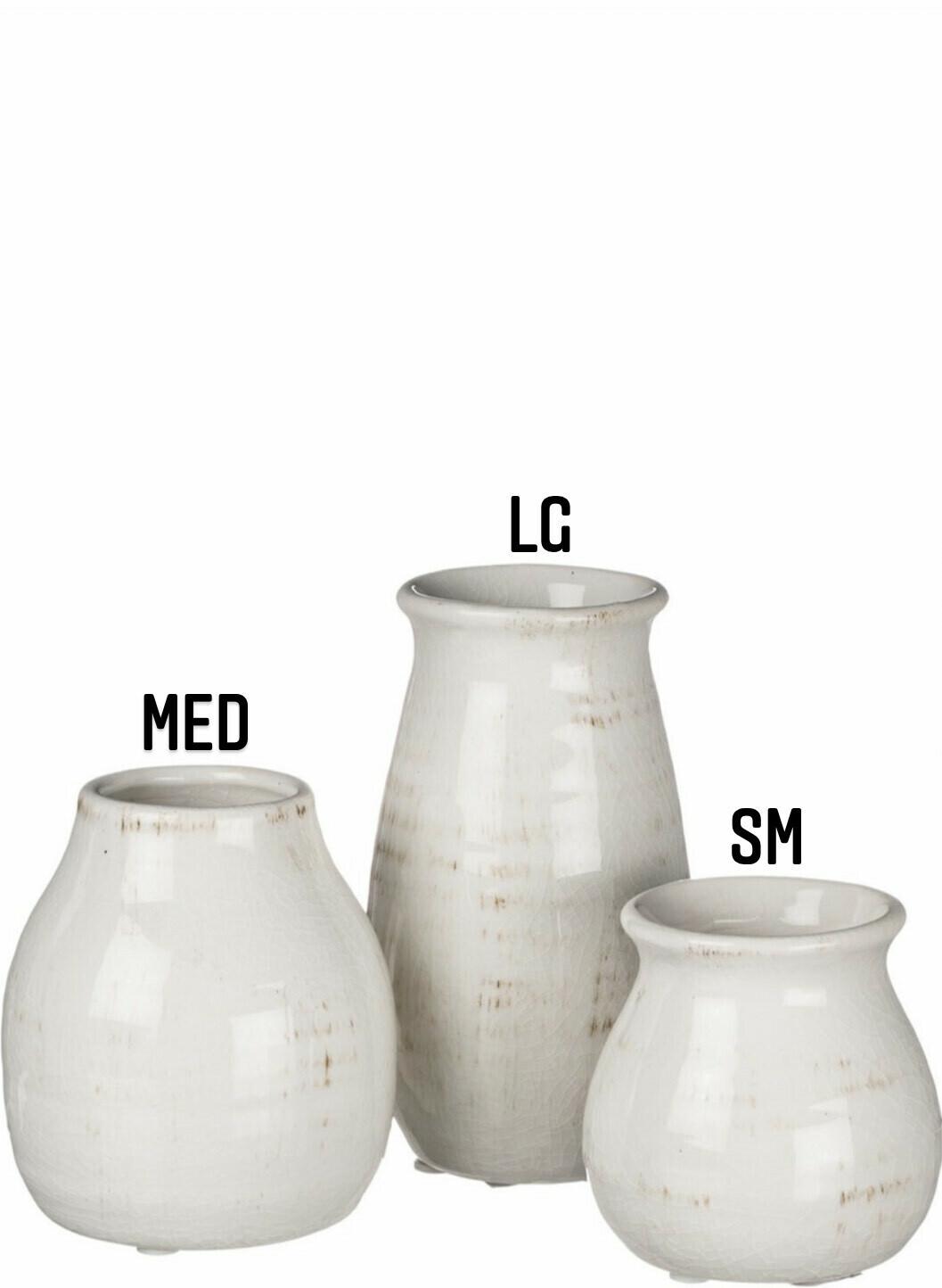 Lg Warm Vase